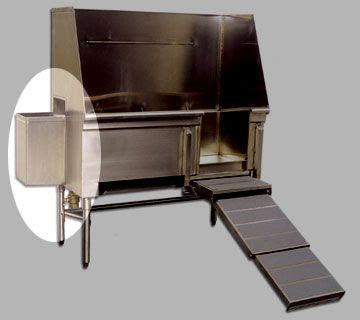 stainless steel grooming tubs tub  stainless