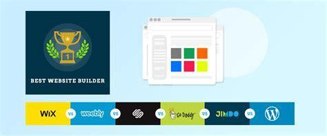 Wix Vs Weebly Vs Squarespace Vs GoDaddy Website Builder Vs