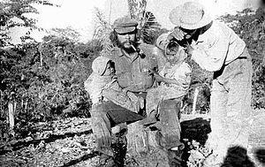 Ernesto Che Guevara en Bolivia