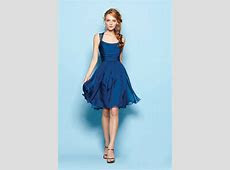 Royal Blue Short Bridesmaid Dresses ? OOSILE