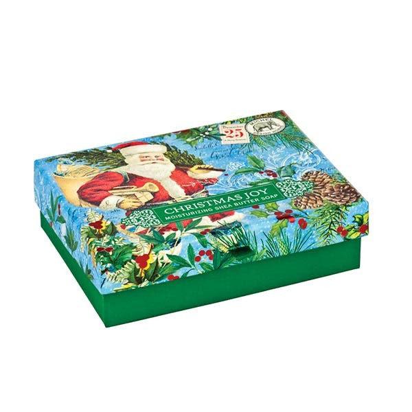 Michel Design Works Christmas Joy Double Soap Box Putti Canada