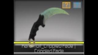 Roblox Cbro Knife Value List | Roblox Roblox