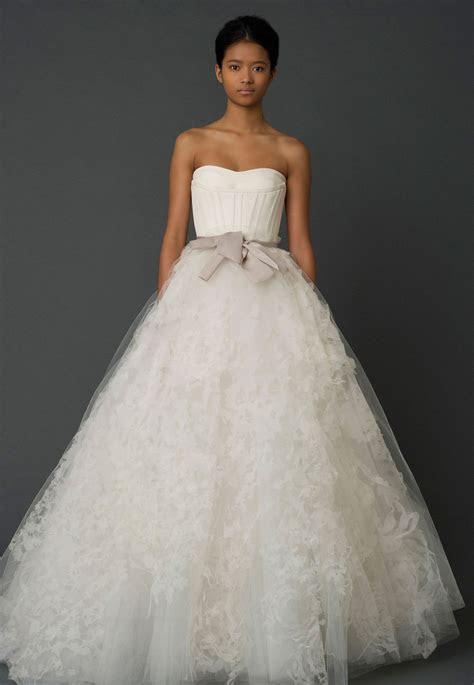 Wedding Dresses, Bridal Gowns by Vera Wang   Spring 2012