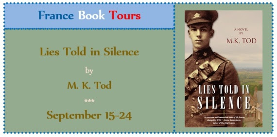 Lies Told in Silence banner