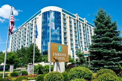 Embassy Suites Minneapolis Airport   Bloomington, MN