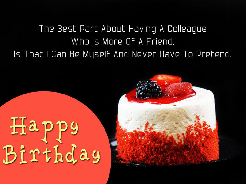 Birthday Wishes Messages For Colleagues And Coworkers Wishesmsg