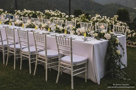 Amalfi Coast Wedding at Hotel Caruso, Ravello