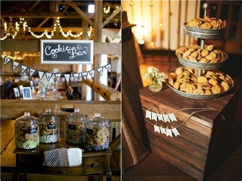 30 Trendy Wedding S'more, Cookies & Milk Bar Ideas   Deer