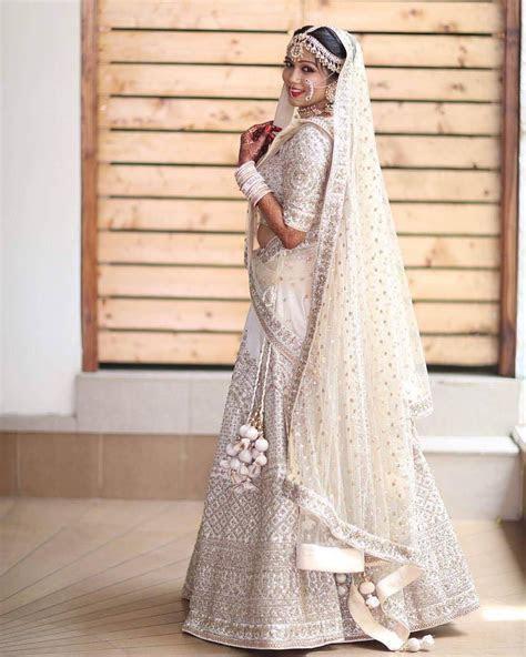 Crushing on this all white lehenga #shaadibazaar #wedding