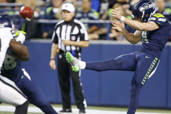 833b3d6b7b7 Punter Michael Dickson is the best reason to watch the Seahawks in 2018