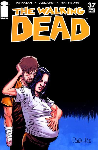 The Walking Dead Vol 1 37 Image Comics Database Fandom