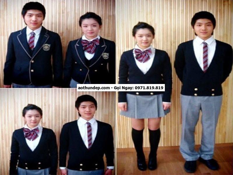đồng phục học sinh hà nội
