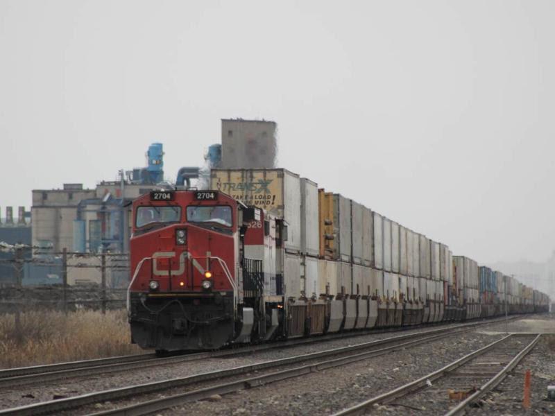 IC 2704 in Winnipeg