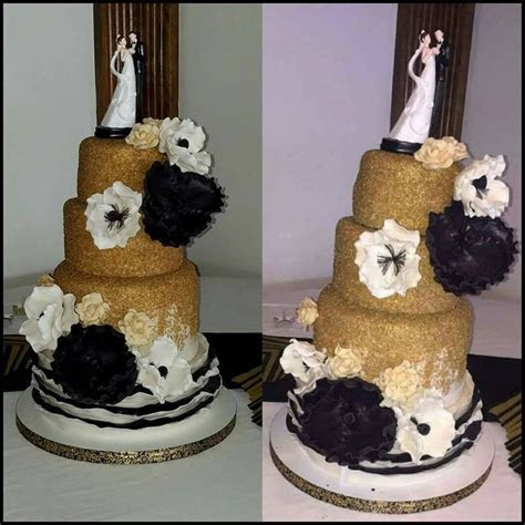 """Bride Suing For """"ruined"""" Wedding Cake   CakeCentral.com"""