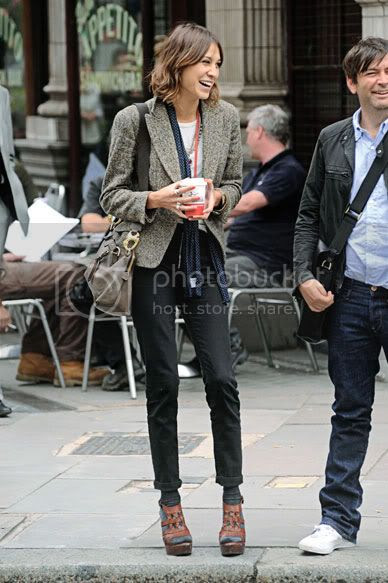alexa chung Pictures, Images and Photos
