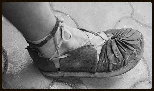 Da Mir Pan From Croatia -Shoes Created By Him by firoze shakir photographerno1