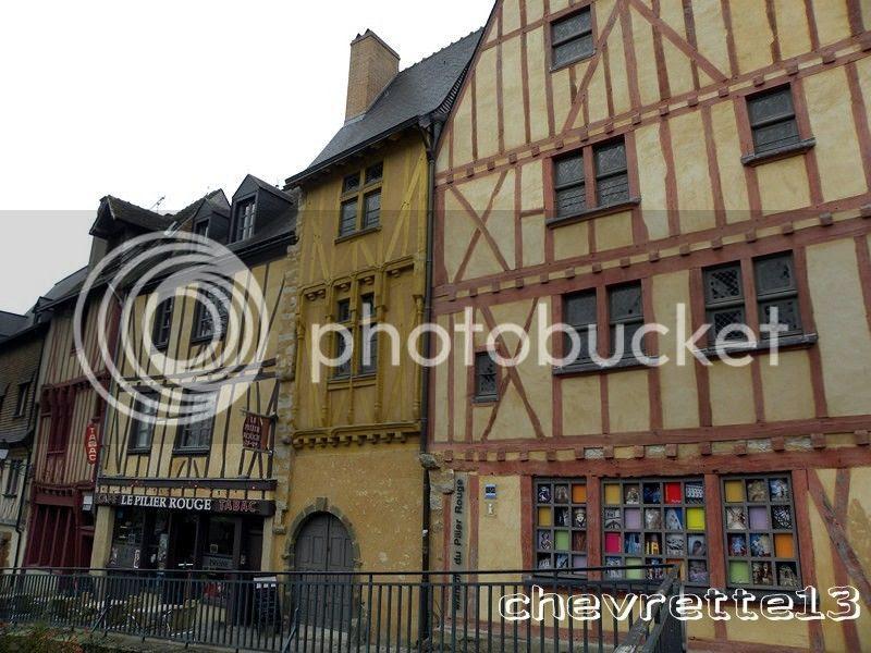 LE MANS (3) - de belles maisons