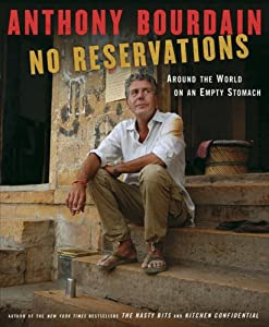 """Cover of """"No Reservations: Around the Wor..."""