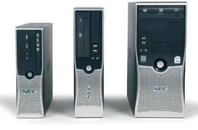 NEC Powermate ML470 desktop computer - Review