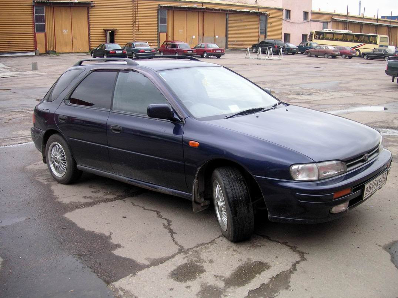 Greatest Subaru 1995 Subaru Impreza For Sale