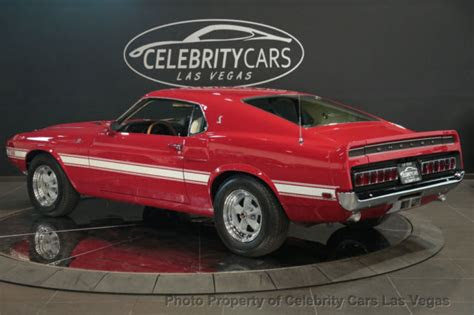 1969 Ford Mustang Shelby Gt500 428 Cobra Jet Specs