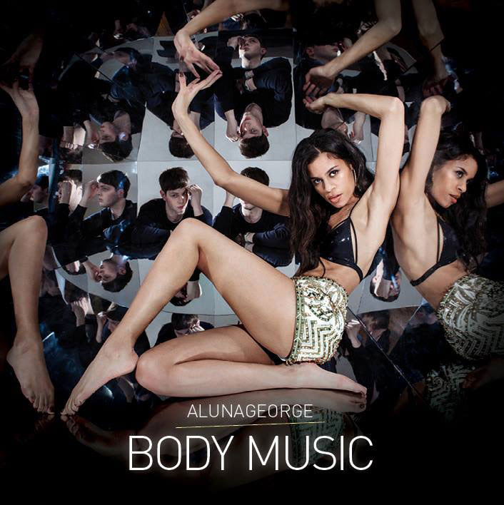 Portada del disco Body music de AlunaGeorge