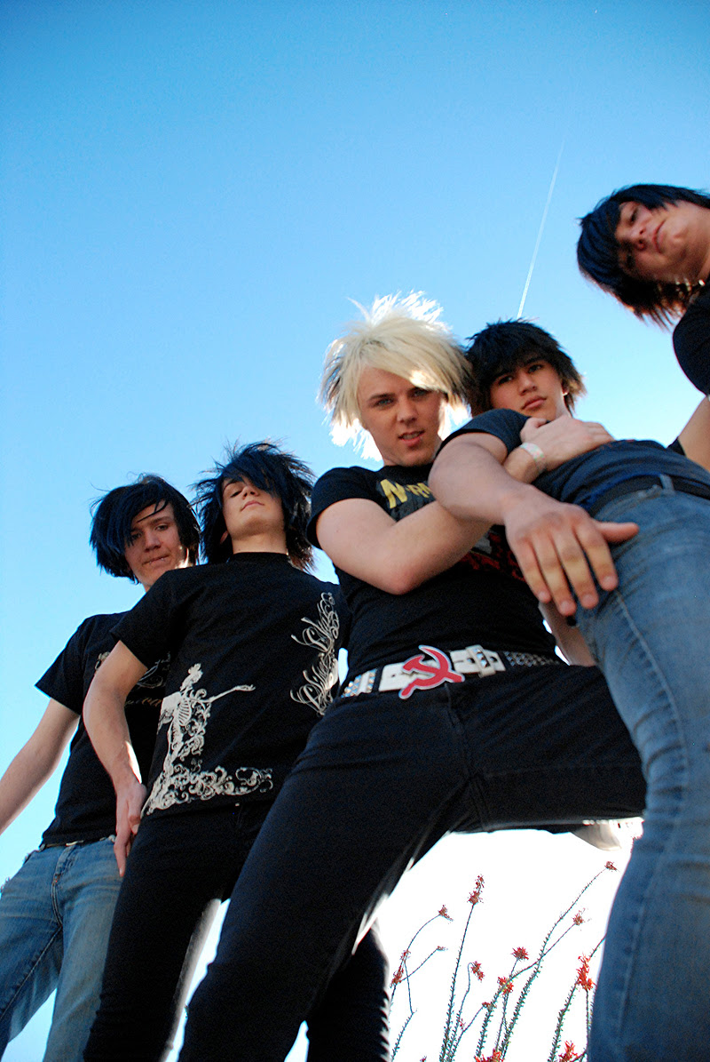 Emo Hairstyles Pictures