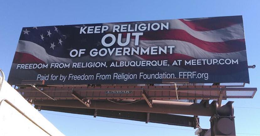 ReligionOutOfGovt