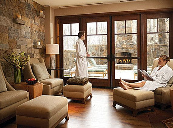 Four Seasons Resort Vail Spa Massage Therapist a 'Hitt'