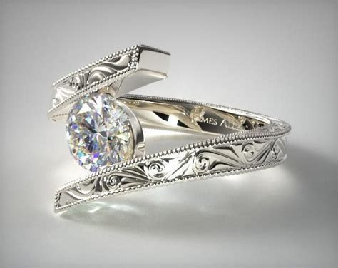 1000  ideas about Engraved Rings on Pinterest   Engraved