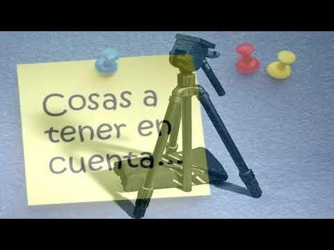 Conceptos fotográficos : Tiempo de Exposición ( Velocidad ). CANAL DE YOUTUBE