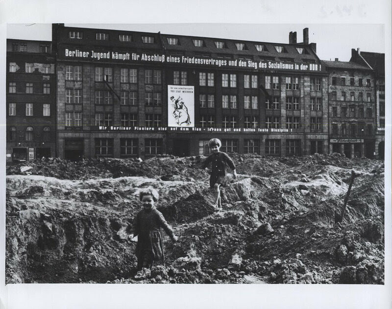 battle for berlin essay The history of the cold war – the end of world war ii set the stage for the cold  war, the struggle between communism and capitalism that.