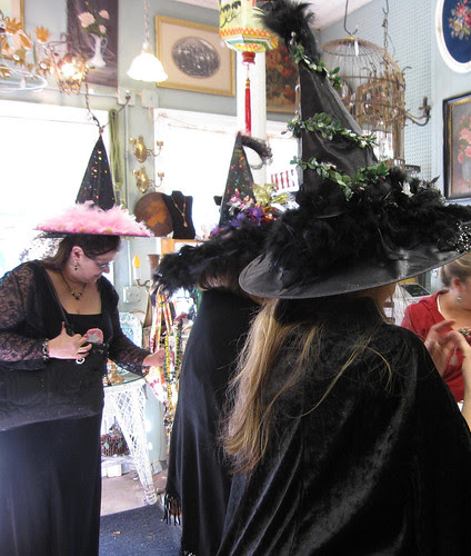 Witches Tea: Witches Shopping! 5
