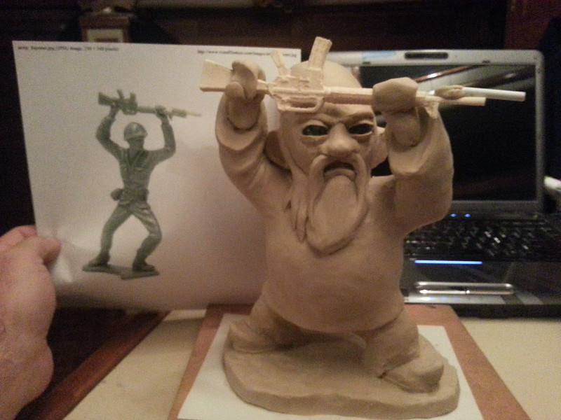 bayonet gnome progress