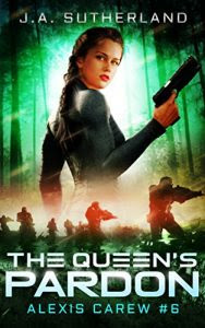 The Queen's Pardon by J.A. Sutherland