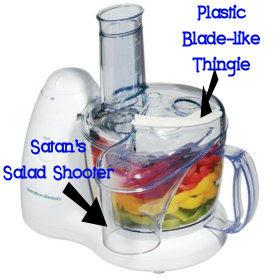 Satan's Salad  Shooter