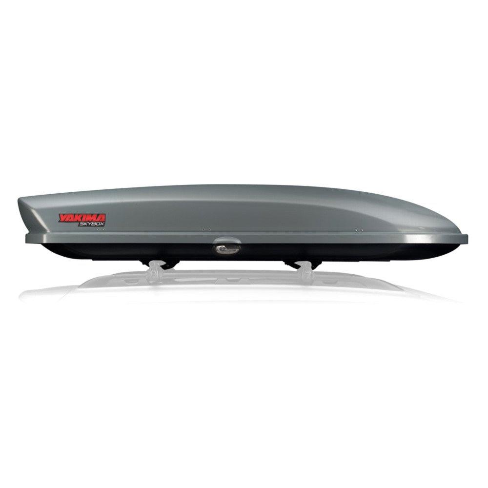 Yakima® - Mercedes E class 2010 SkyBox Pro Roof Cargo Box