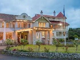 Waitomo Caves Hotel in Waitomo, Waikato New Zealand