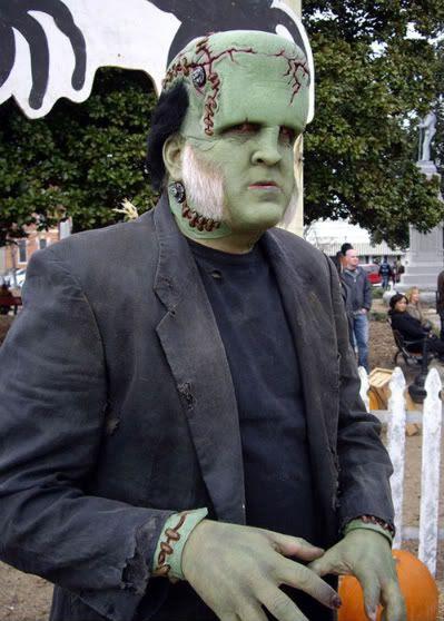Daniel Roebuck Frankenstein Monster