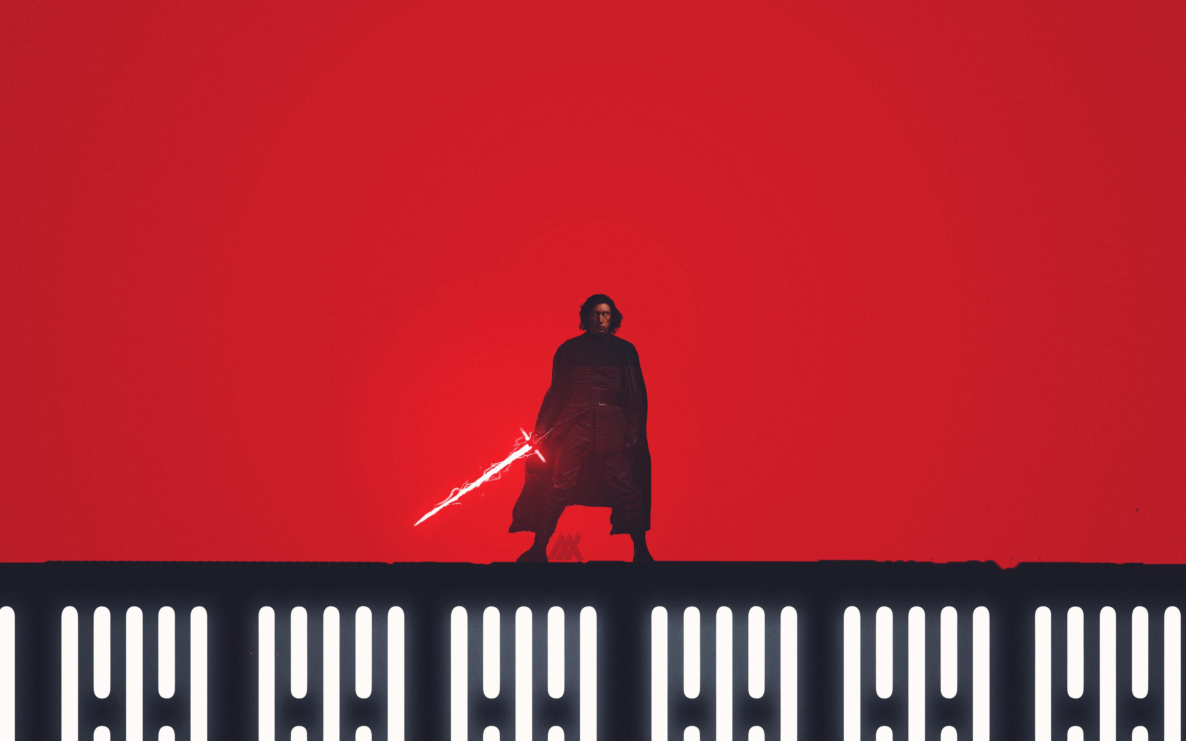 Star Wars Kylo Ren 4k Wallpaper Singebloggg
