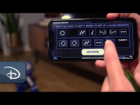 Droid Depot mobile app from Star Wars Official Video Trailer