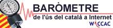 Baròmetre de l'ùs del català a Internet