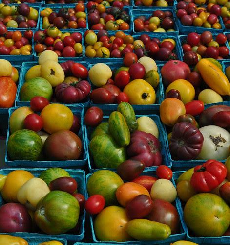 Heirloom Tomatoes  (3)