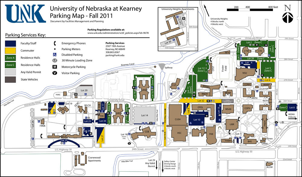 Unk Campus Map Unk Campus Map | World Map Gray