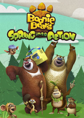 Boonie Bears: Spring Into Action - Season 1