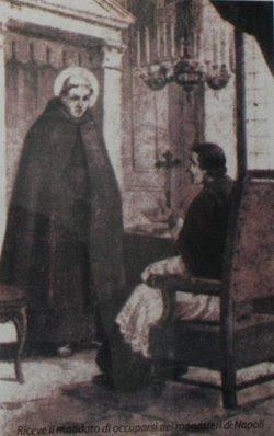Saint John Joseph Of The Cross