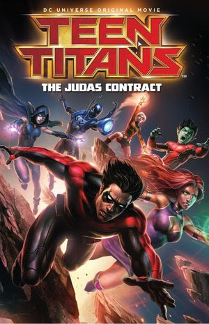 Teen Titans: The Judas Contract (Video 2017) DVD Release Date
