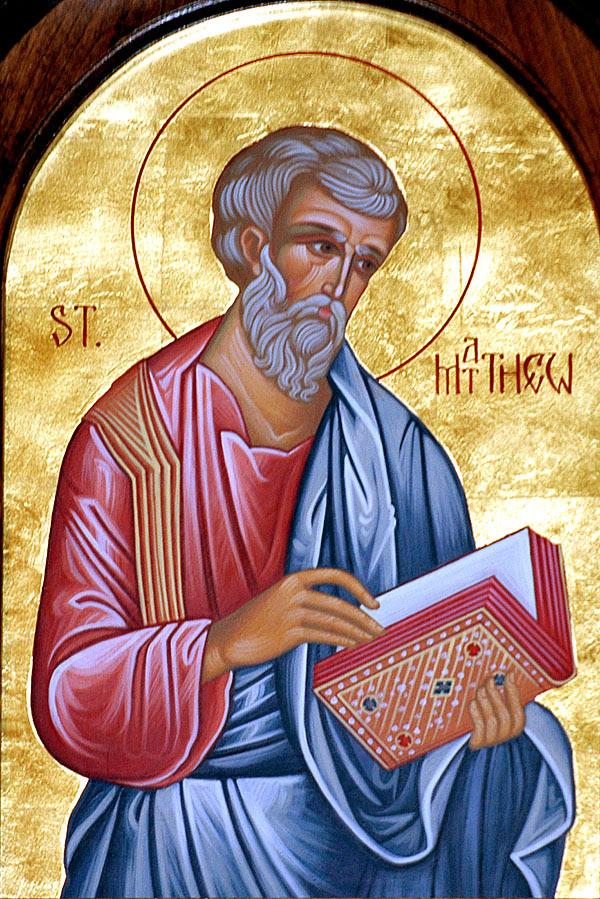 ST MATTHEW, the Apostle