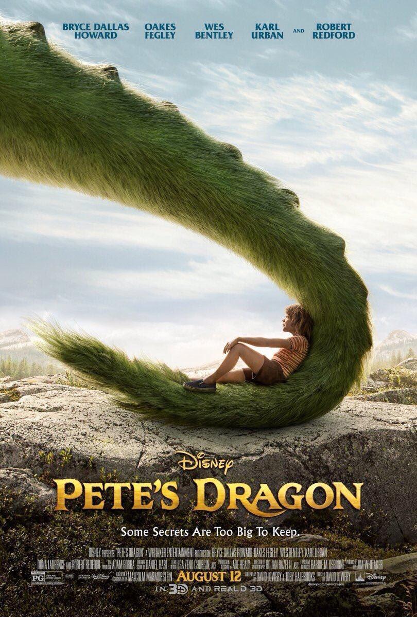 cine, película, cartelera, Peter y el Dragón, fantástico, aventuras, dragones, cine familiar, remake, Disney, Pete's Dragon