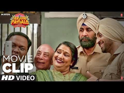 Bhabhi Mat Bolo Mujhe! | Arjun Patiala | Movie Clip | Diljit Dosanjh, Kriti Sanon,Varun Sharma